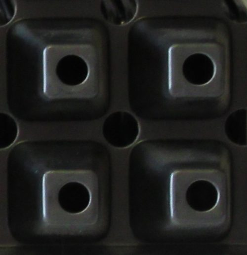 Bottom of Plug Tray 84