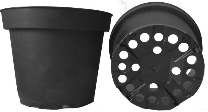 1 Litre Injection Moulded Pot