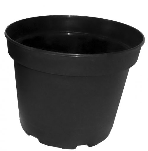 2 litre Injection moulded plant pot