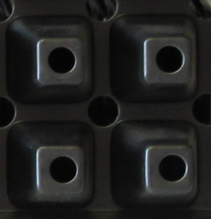 Bottom of Plug Tray 84