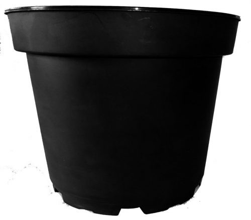 5 Litre Injection Moulded pot
