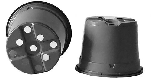 10.5cm round pot Soparco